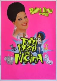 Circo Moira Orfei Circus poster - Italy, 2009