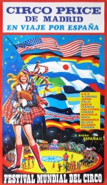 Circo Price Circus poster - Spain, 0