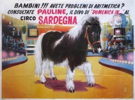 Circo Sardegna Circus poster - Italy, 0