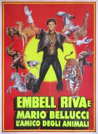 Circo Embell Riva Circus poster - Italy, 1998