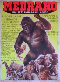 Circo Medrano Circus poster - Italy, 0