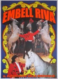 Circo Embell Riva Circus poster - Italy, 2003