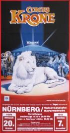 Circus Krone Circus poster - Germany, 2010