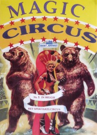 Magic Circus Circus poster - Belgium, 0