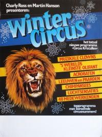Winter Circus Circus poster - Netherlands, 0