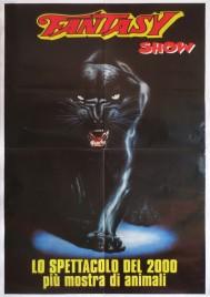 Circo Fantasy Circus poster - Italy, 2000