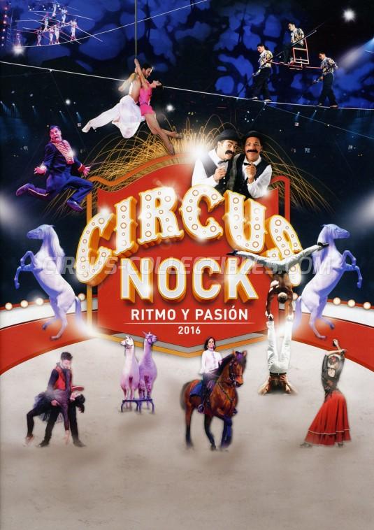 Nock Circus Program - Switzerland, 2016