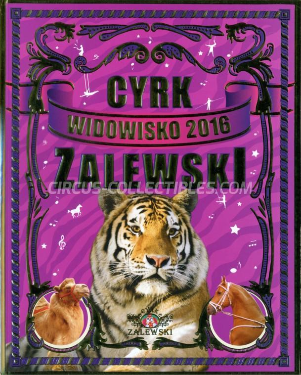 Zalewski Circus Program - Poland, 2016