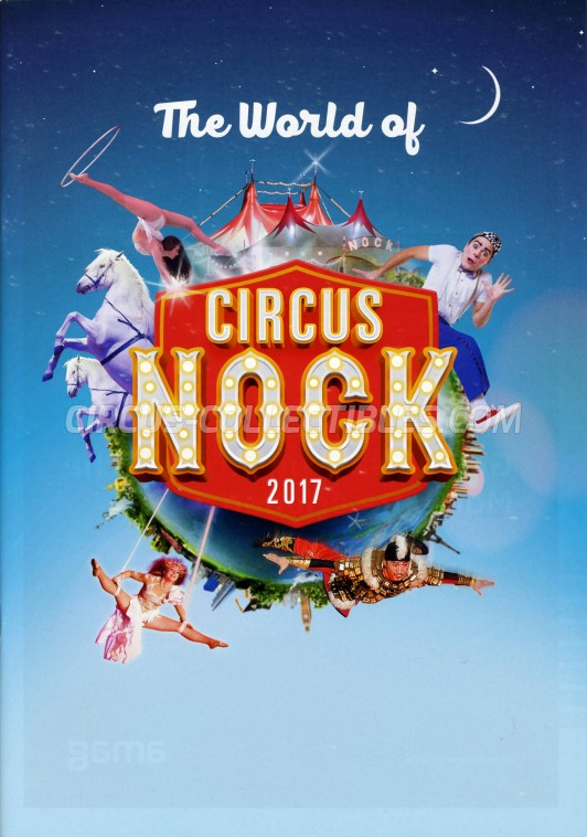 Nock Circus Program - Switzerland, 2017