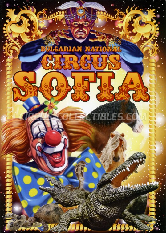 Sofia Circus Program - Bulgaria, 2015