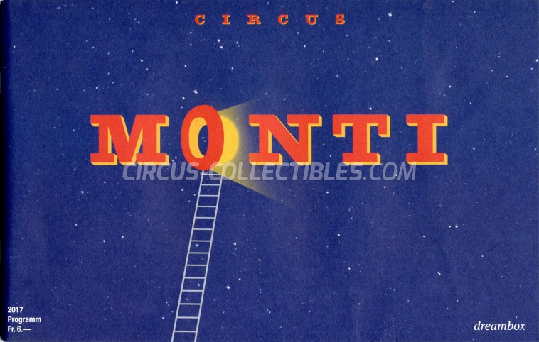 Monti Circus Program - Switzerland, 2017