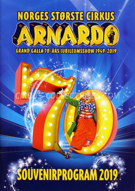 Arnardo Circus Program - Norway, 2019