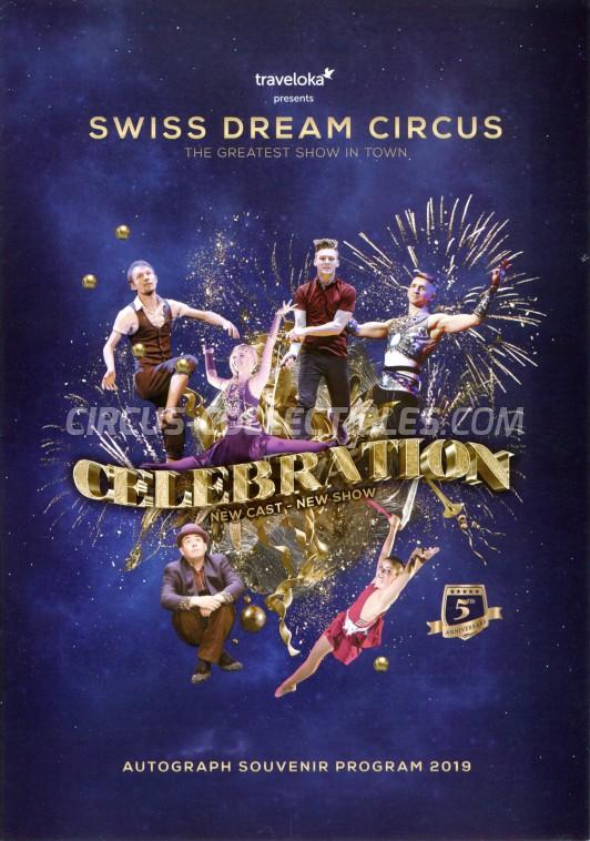 Swiss Dream Circus Circus Program - Malaysia, 2019