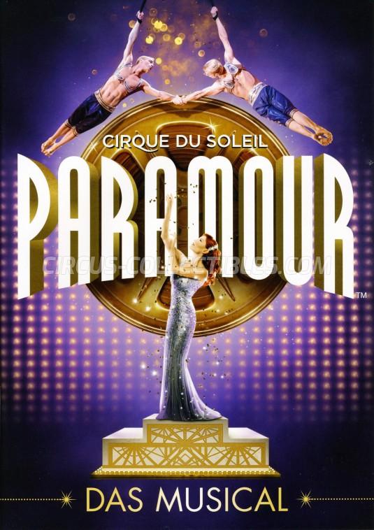 Cirque du Soleil Circus Program - Canada, 2019