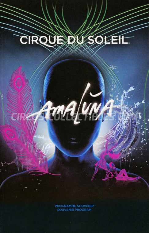 Cirque du Soleil Circus Program - Canada, 2012
