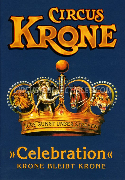 Krone Circus Program - Germany, 2013