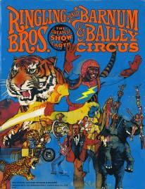 Ringling Bros. and Barnum & Bailey Circus - 108th Edition - Program - USA, 1978