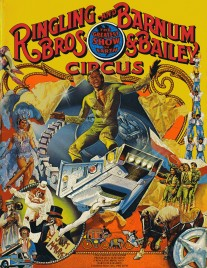 Ringling Bros. and Barnum & Bailey Circus - 112th Edition - Program - USA, 1982