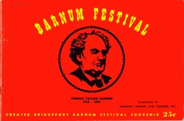Barnum Festival - Program - USA, 1956