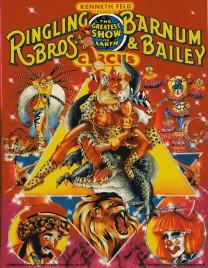 Ringling Bros. and Barnum & Bailey Circus - 118th Edition - Program - USA, 1988
