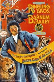 Ringling Bros. and Barnum & Bailey Circus - 121st Edition - Program - USA, 1991