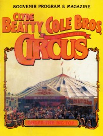 Clyde Beatty Cole Bros. Circus - Program - USA, 0