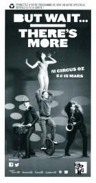 Circus OZ - But Wait... There's More - Program - Australia, 2015