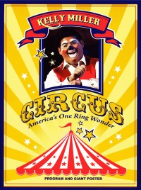Kelly Miller Circus - Program - USA, 2015