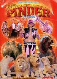 Cirque Pinder - Jean Richard - Program - France, 2016