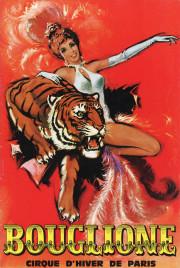 Bouglione - Cirque d'Hiver de Paris - Program - France, 1970