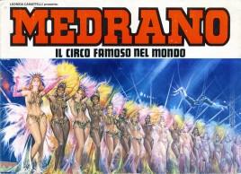 Circo Medrano - Program - Italy, 1974