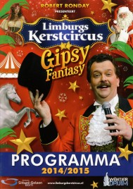 Limburgs Kerstcircus - Program - Netherlands, 2014