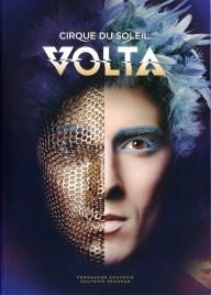 Cirque du Soleil - VOLTA - Program - Canada, 2017