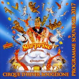 Bouglione - Cirque d'Hiver - Program - France, 2017