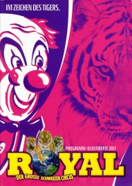 Circus Royal - Program - Switzerland, 2017