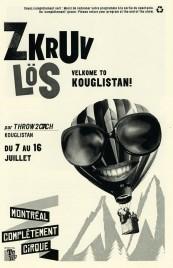 Zkruv Lös - Program - Canada, 2017
