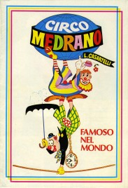 Circo Medrano - Program - Italy, 1978