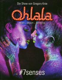 Ohlala - #7senses - Program - Switzerland, 2017