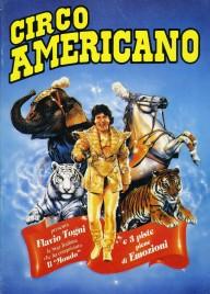 Circo Americano - Program - Italy, 1992