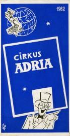 Cirkus Adria - Program - Serbia, 1962