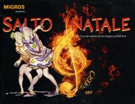 Circus Salto Natale - Fuego - Program - Switzerland, 2017