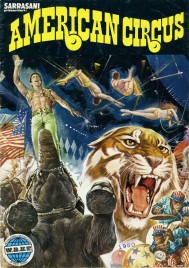 American Circus - Program - Italy, 1980