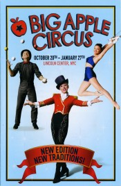 Big Apple Circus - Program - USA, 2018