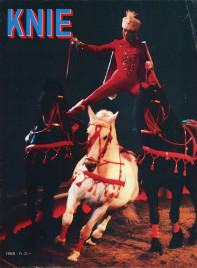 Circus Knie - Program - Switzerland, 1986