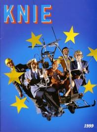 Circus Knie - Program - Switzerland, 1999