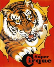 Super Cirque - Program - Canada, 2002