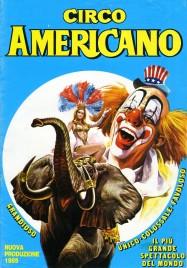 Circo Americano - Program - Italy, 1985