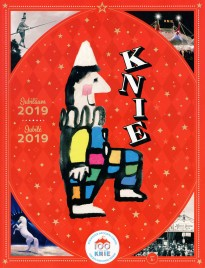 Circus Knie - Program - Switzerland, 2019