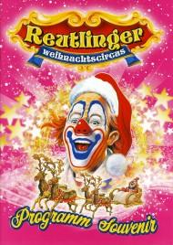 Reutlinger Weihnachtscircus - Program - Germany, 2017