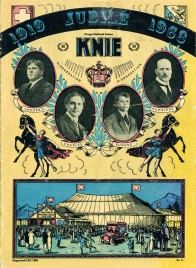 Circus Knie - Program - Switzerland, 1968